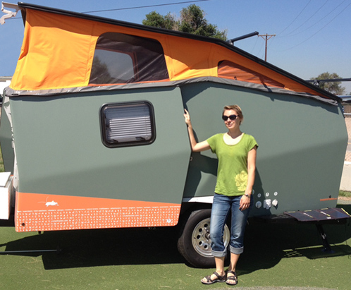 Towards Life in a 70 sq. ft. Pop-Up Camper | Comet Camper