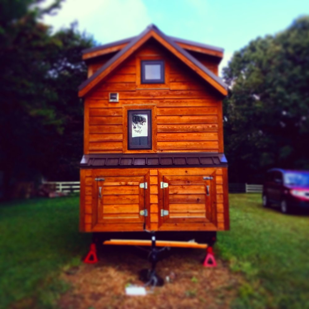 tiny house e-course