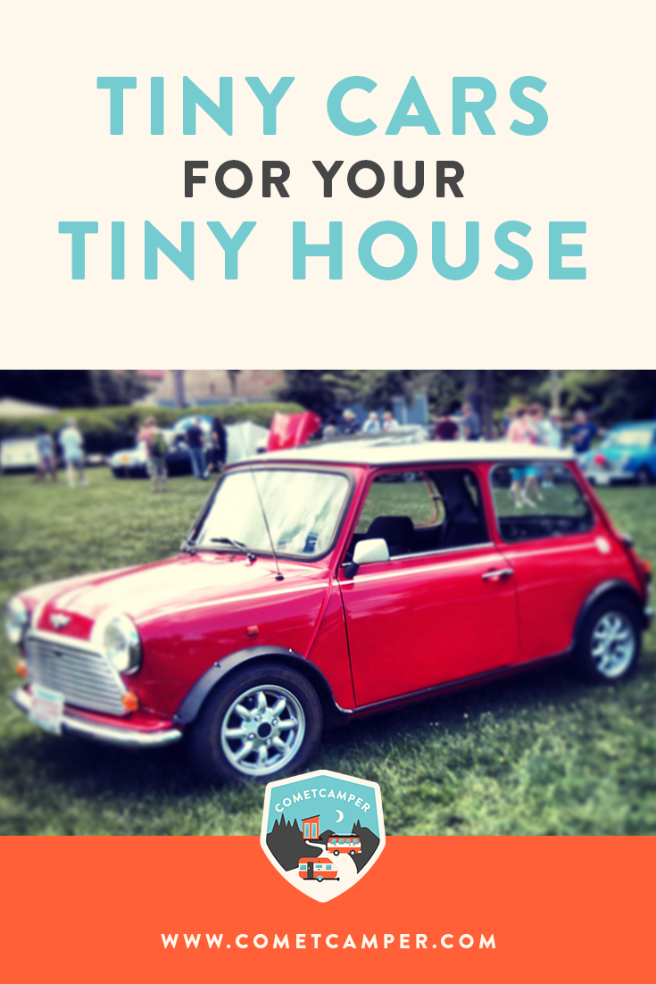 Did you know that you can use a car for your tiny house? Yep! Take a look on how to live in a car as your home.
