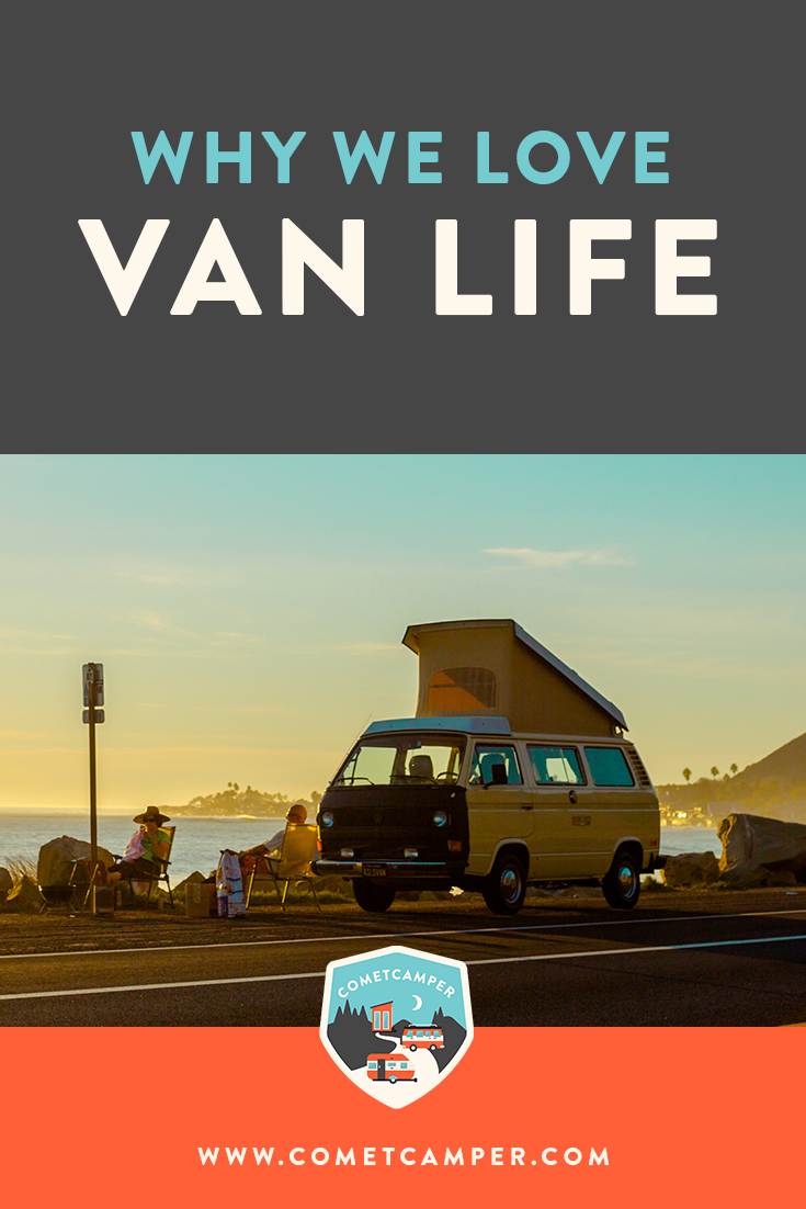 Why we love living out of our van! Get a behind the scenes look at what it is like to live our of a Honda Element.