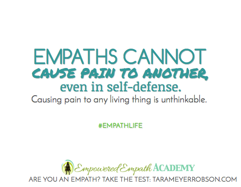 5 negative personality traits empath