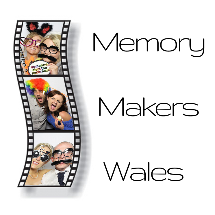 Memory Makers Wales Photo Booths | Weddings, Parties, Proms, Birthdays | Newport, Cardiff, Cwmbran, Swansea