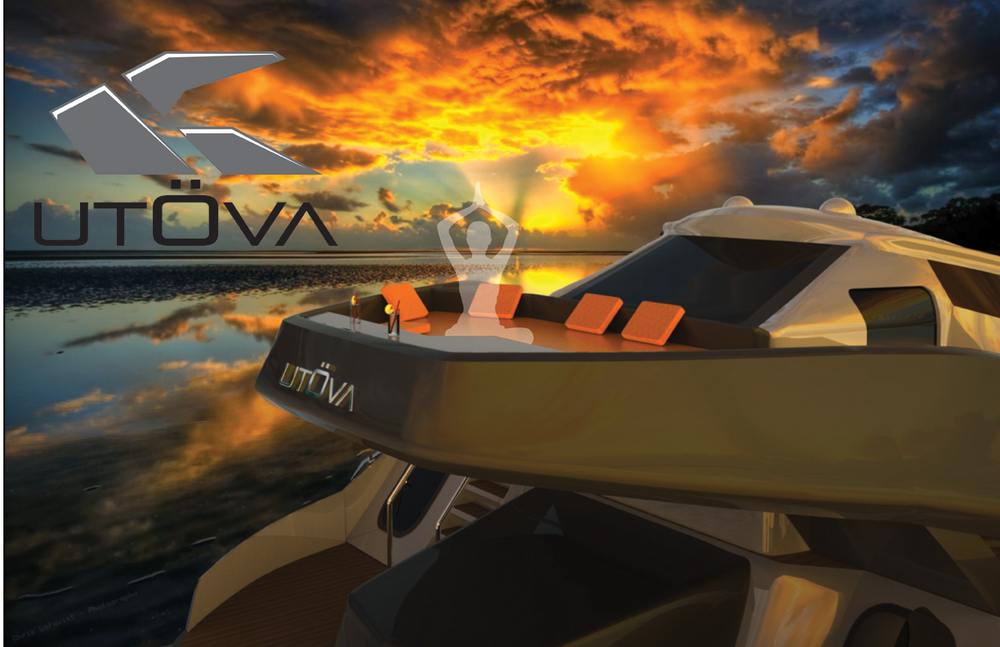 Utöva 50' Trimaran explorer vessel 5