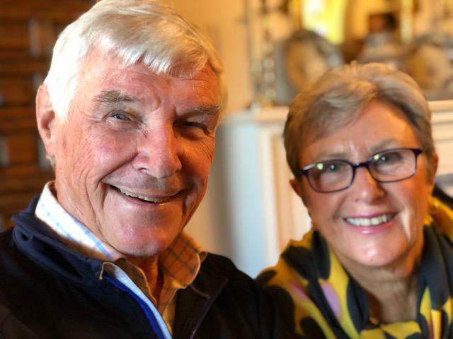 Eyk and Rose-Marie van Otterloo