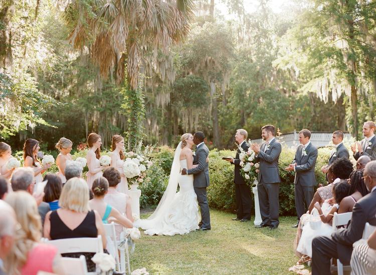 Laura Plantation Wedding