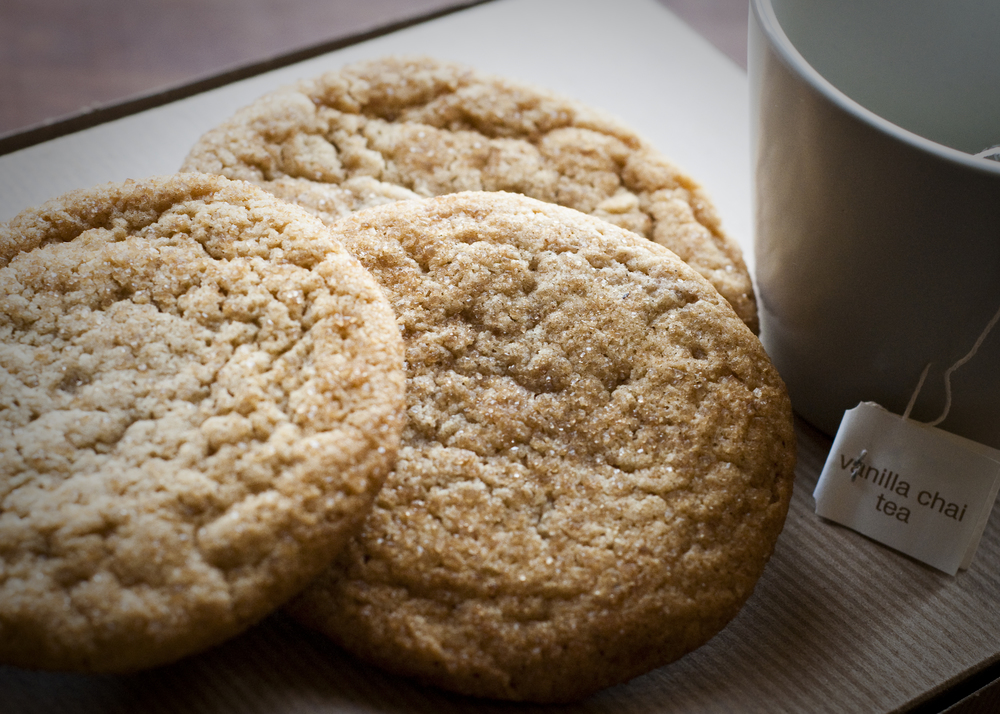 Chai Latte Cookies Recipes — Dishmaps