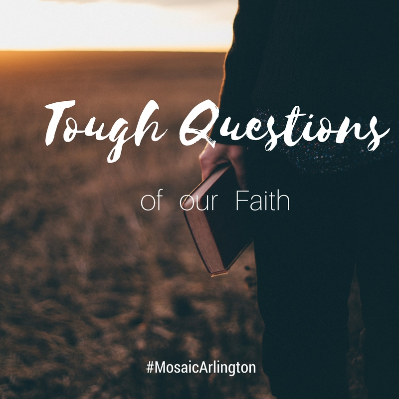 Tough Questions of our Faith.  ||  june - july 2011