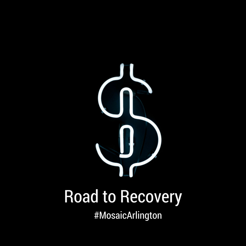 Road to Recovery (Financial Peace in a World of Worry)  ||  March 2012