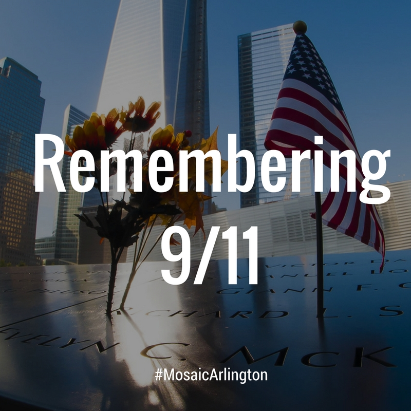 Remembering 9/11.  ||  September 2011