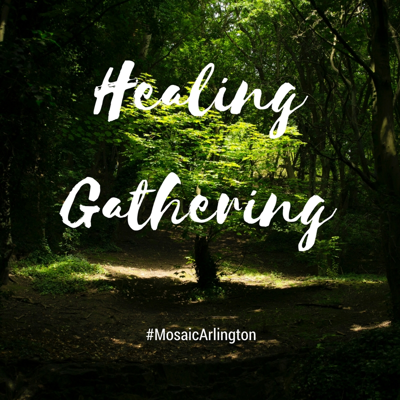 Healing Gathering. || August 2013
