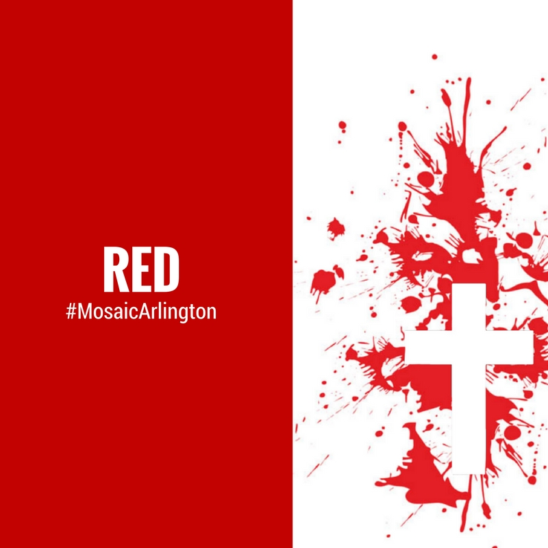RED: The Life and Words of the Son of God.  &  Psalms.  ||  March - June 2014
