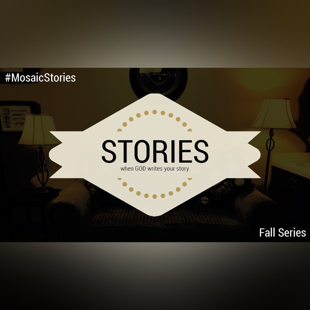 #MosaicStories.  ||  November - December 2015