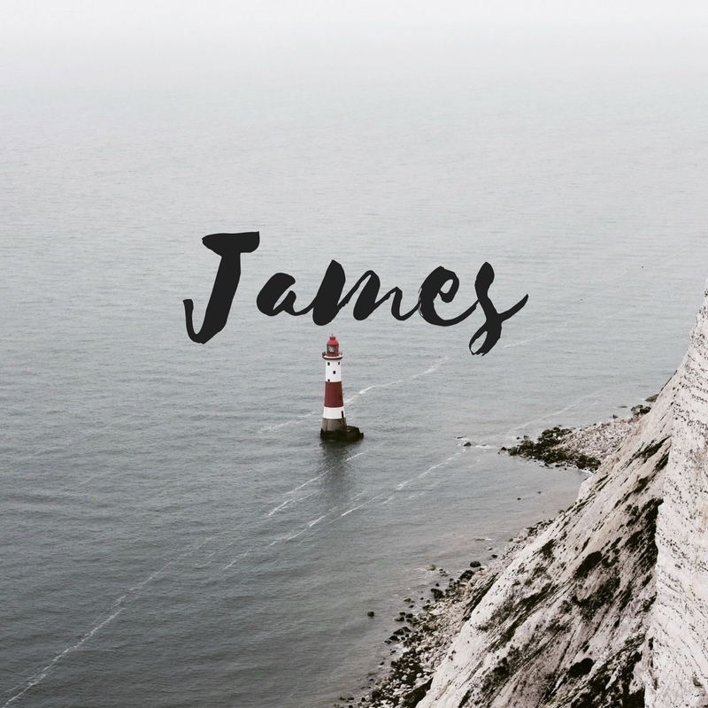 James.  ||  January - May 2016