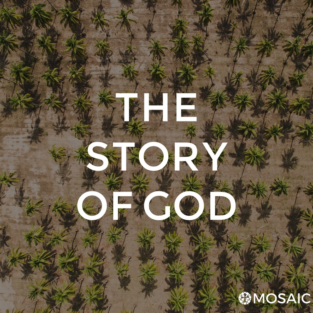 The story of god - Feb 2018