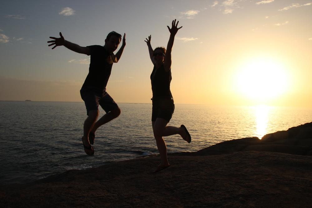 Let's Jump - Tenerife, Spain. 2014