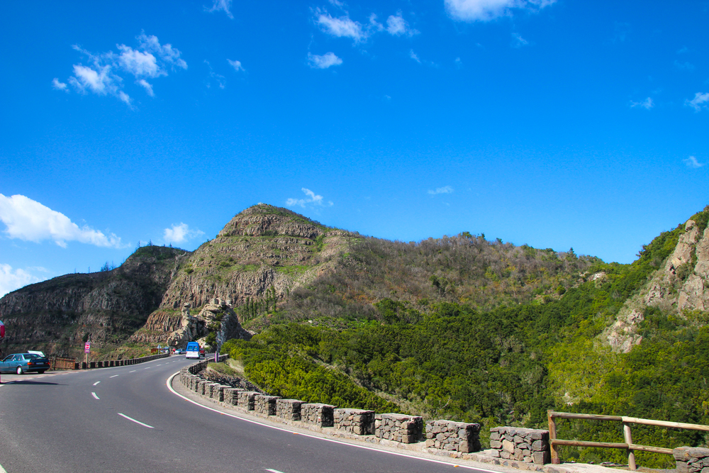 Mountain Road - La Gomera, Canary Islands.jpg