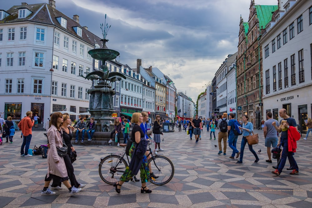 City Centre - Copenhagen, DEN