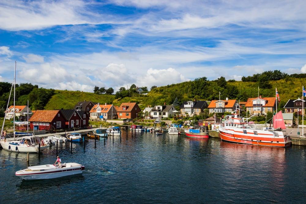 Town - Hven, Sweden