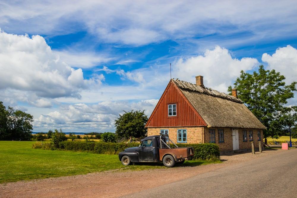 Farm -Hven, Sweden