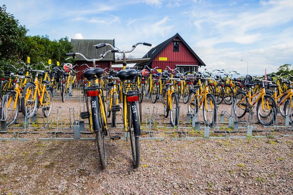 Biking - Hven, Sweden