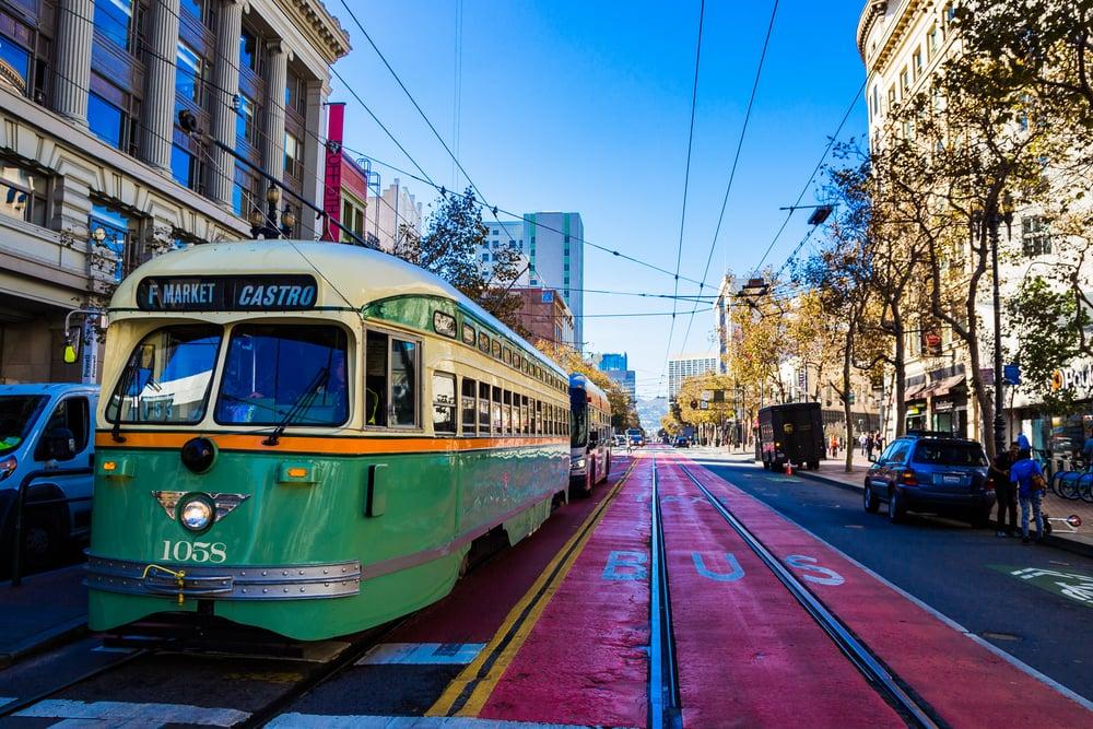 Market to Castro - San Francisco, CA
