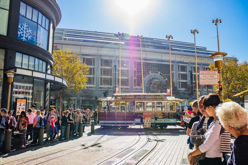 Trolley - San Francisco, CA