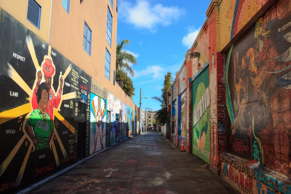 Graffiti - San Francisco, CA