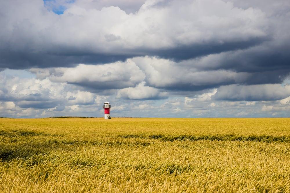 Lighthouse - Hven, Sweden