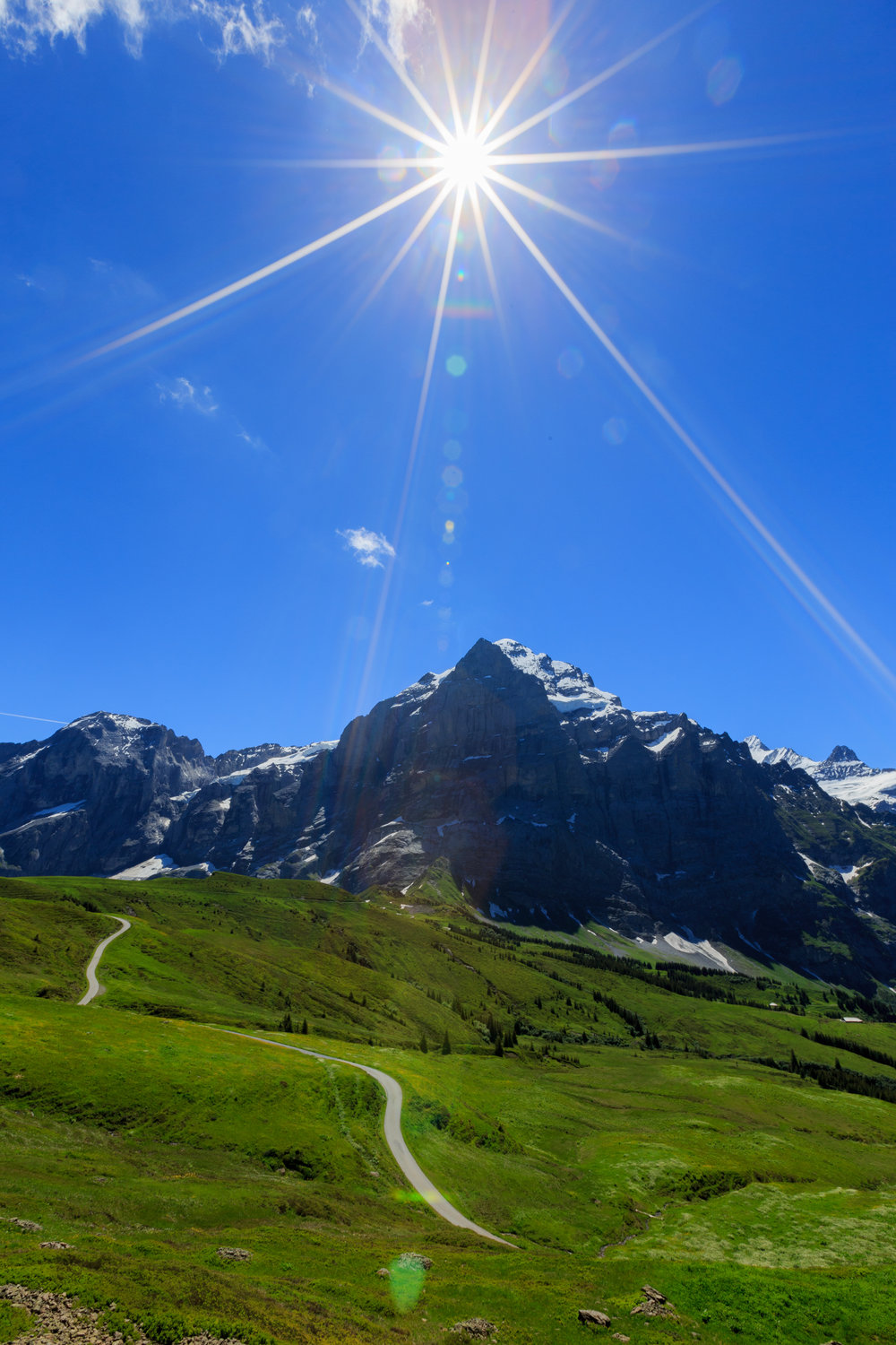 Trail to Grindelwald