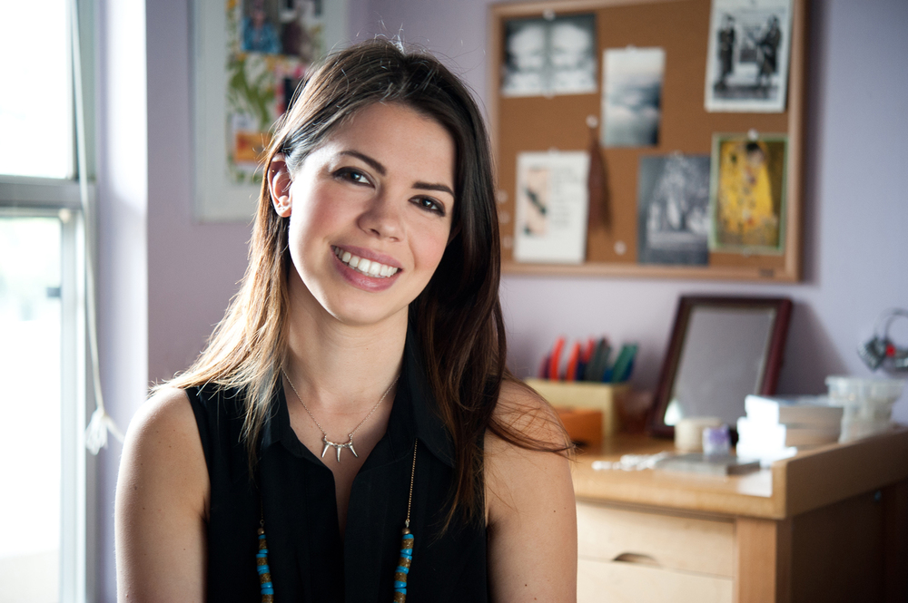 Caroline, Designer - Giantlion Jewelry
