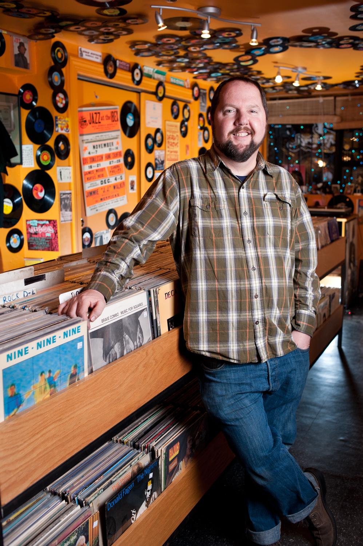 Niel - Owner, Som Records