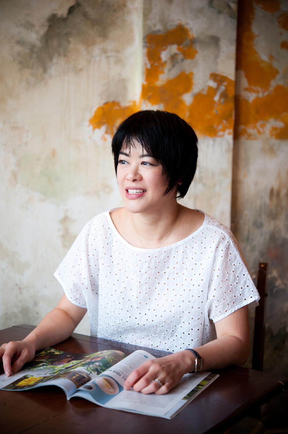 June-wei Sum, Founder Lilikoi Living