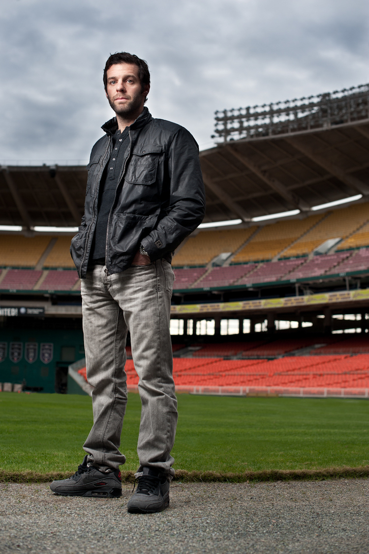 Ben Olsen - Head coach of DC United