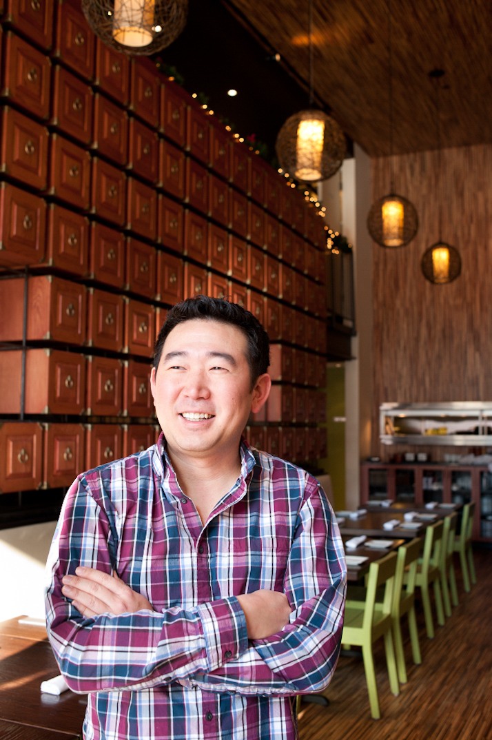 Danny Lee - Chef/Owner at Mandu
