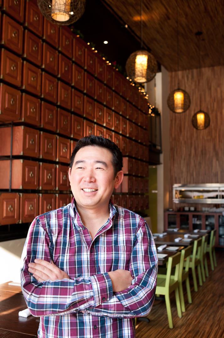 Copy of Danny Lee - Chef/Owner at Mandu