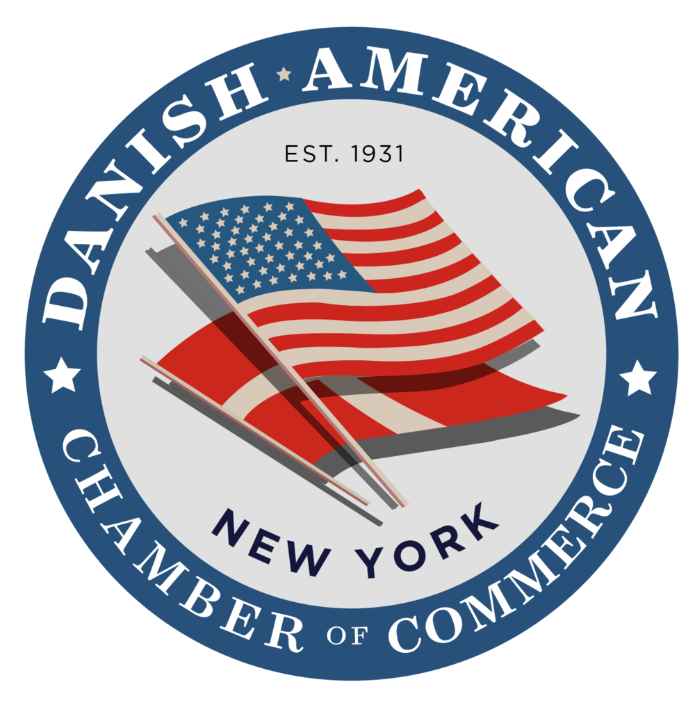The Danish American Chamber of Commerce | One Dag Hammarskjöld Plaza 885 Second Avenue, 18th Floor, New York, NY 10017