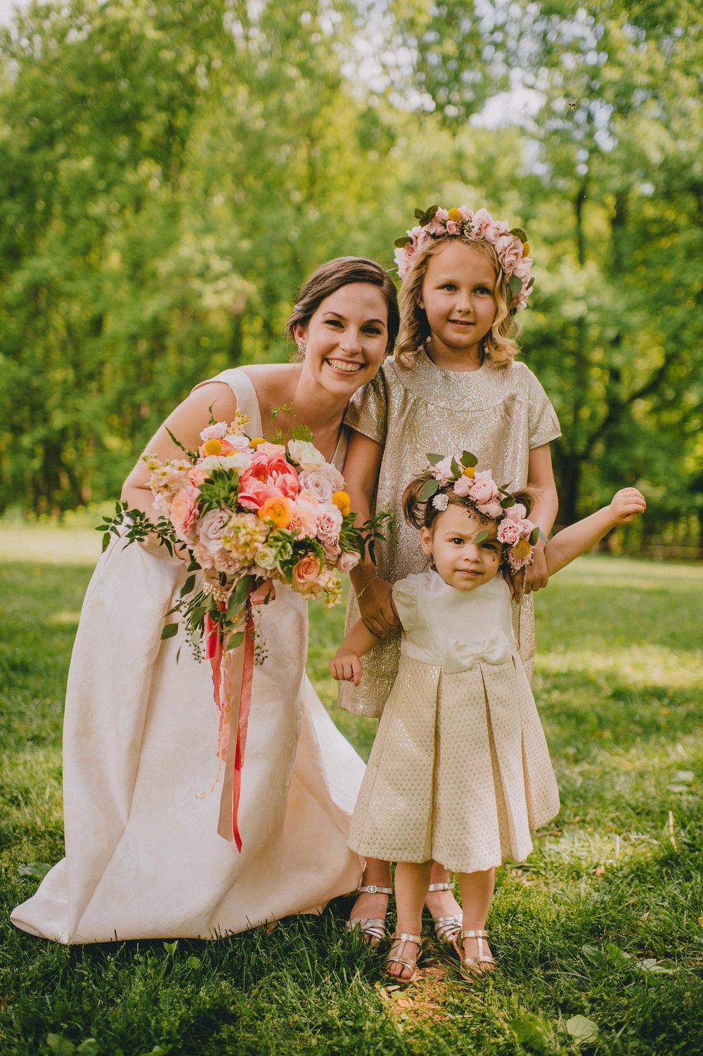 brielle-davis-events-bride-with-flower-girls-woodend-sanctuary.jpg
