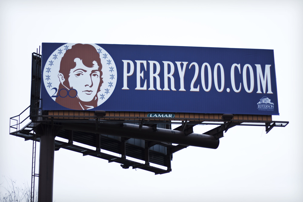 The Perry 200 Commemoration Brand