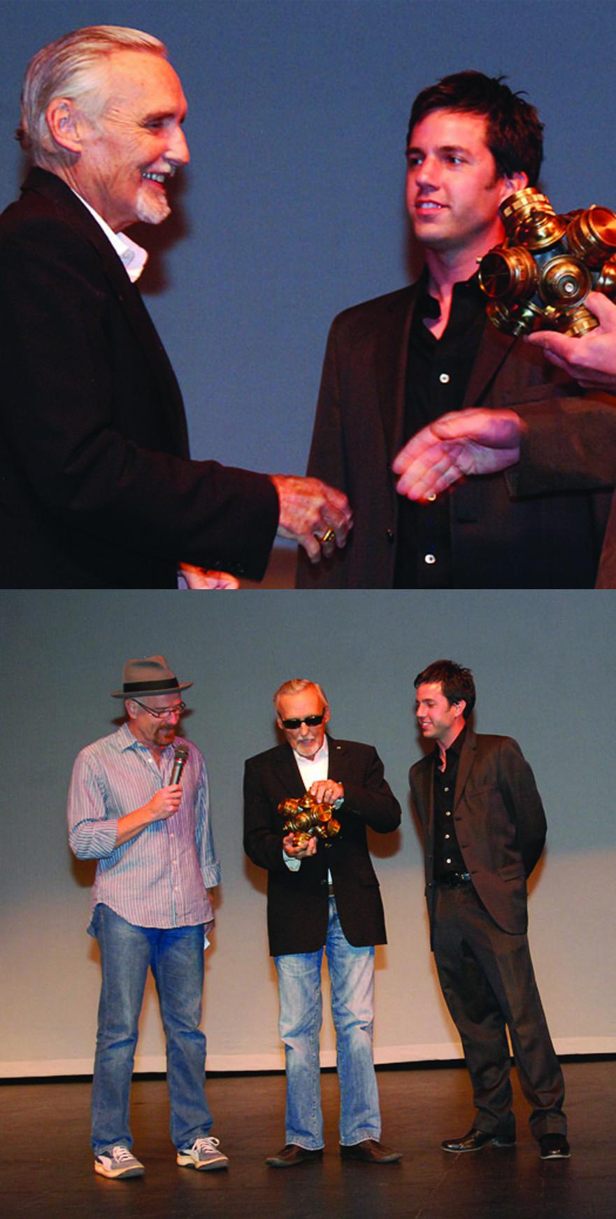 The Dennis Hopper Lifetime Achievement Award