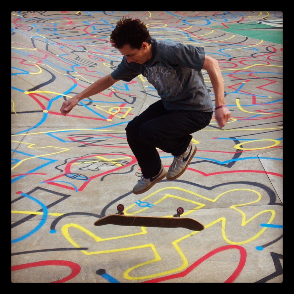 Erie Skate Park Mural