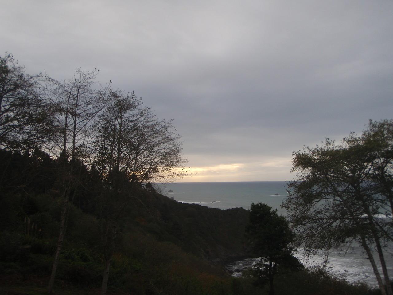 Pacific Ocean from Trinidad, CA