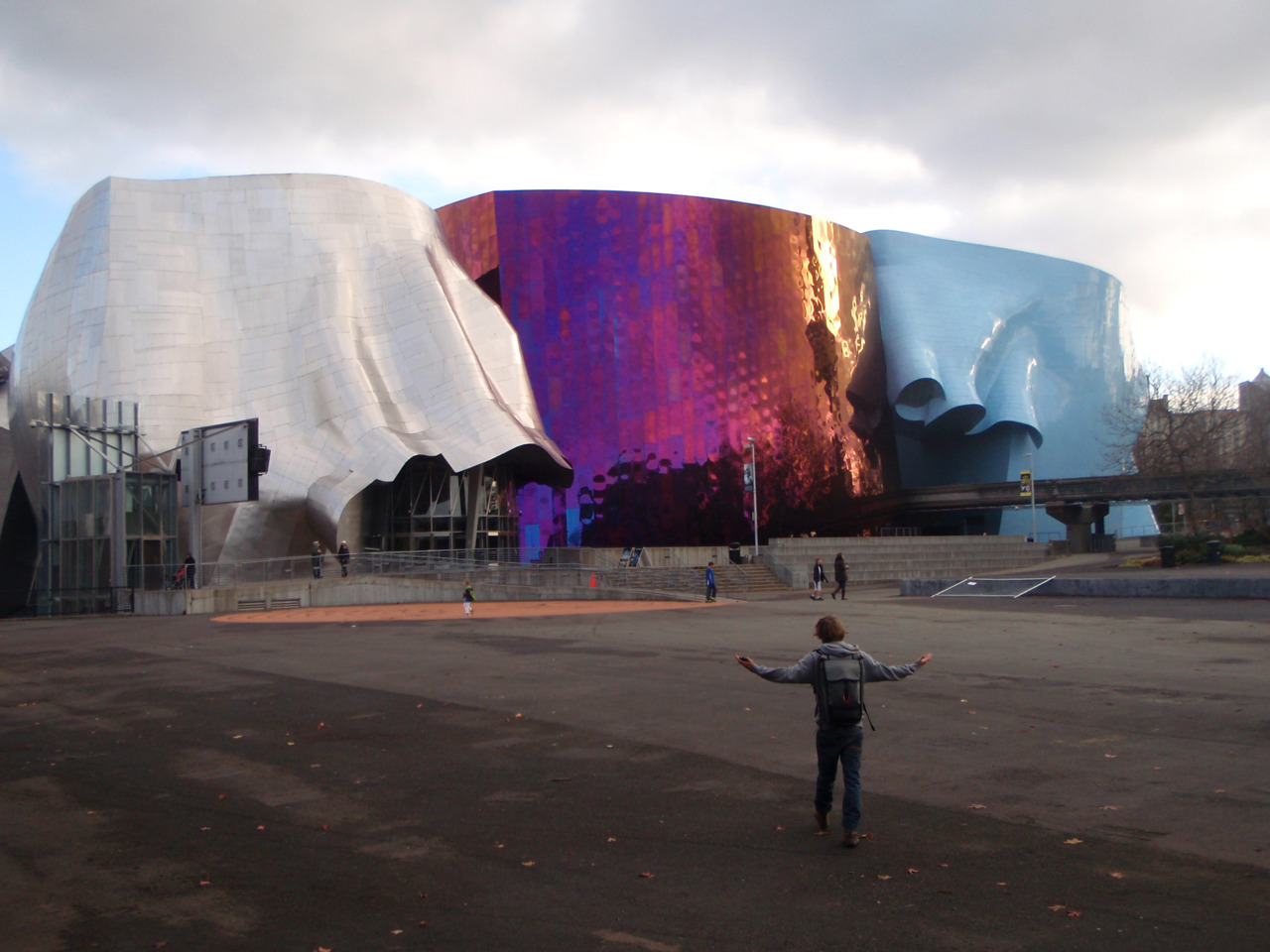Experience Music Project in Seattle