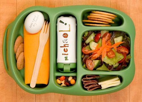 Bento lunchboxes!