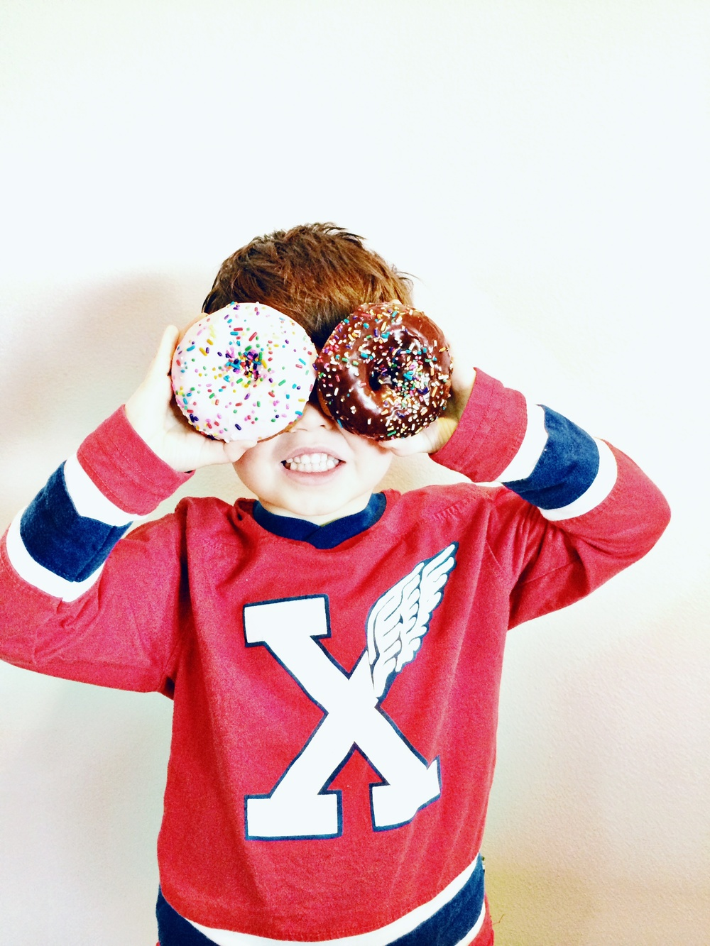 Zmax is our doughnut king.