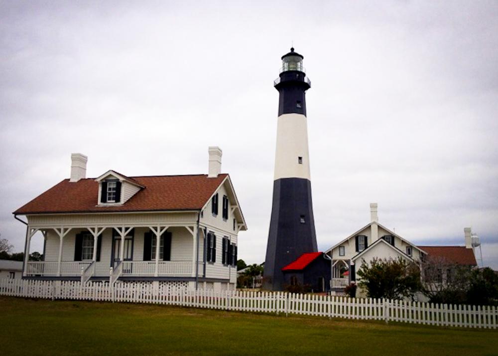 Tybee Island Lighthouse Wedding