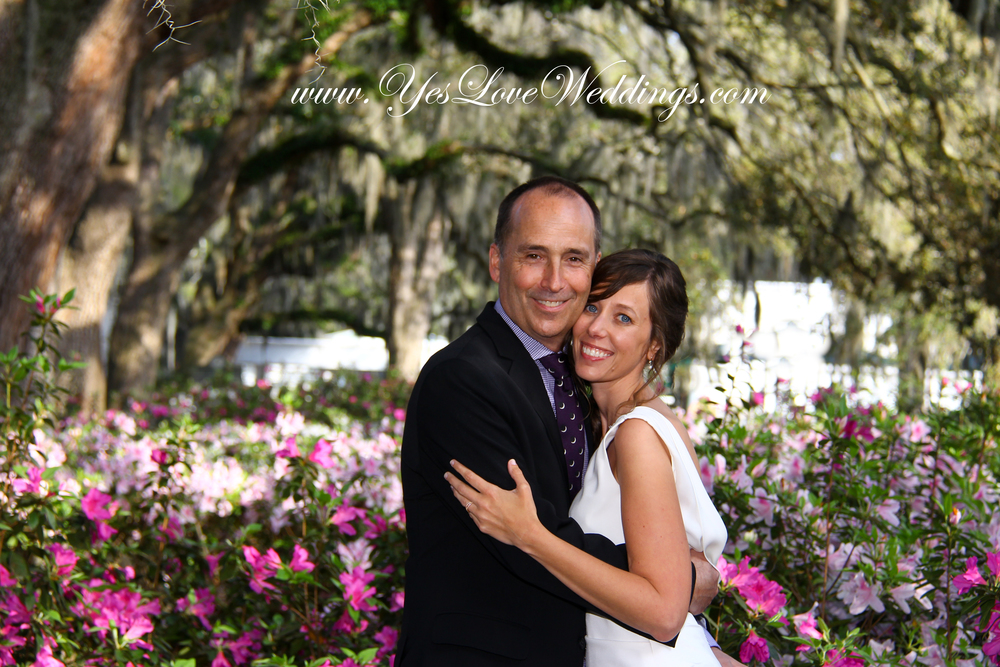 Savannah GA Wedding Forsyth Park Yes Love Weddings photography