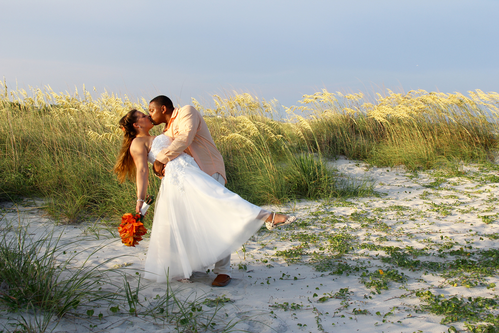 Hilton Head SC Beach Wedding