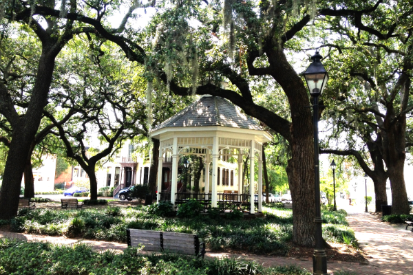 Savannah squares weddings Whitfield square Forsyth park weddinge