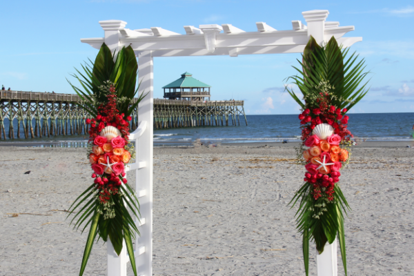 TheTides Hotel Folly Beach Charleston SC Weddings