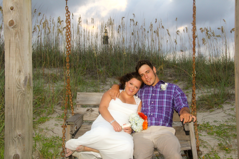 Tybee Island GA BEach Wedding Elope Yes Love Weddings